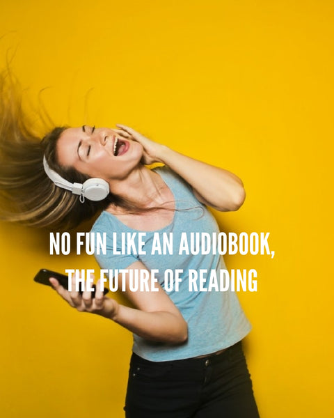 Audiobooks Fastest Growing Publishing Format