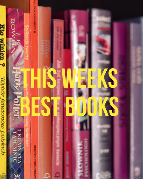 Best Books Releasing This week (February 19)