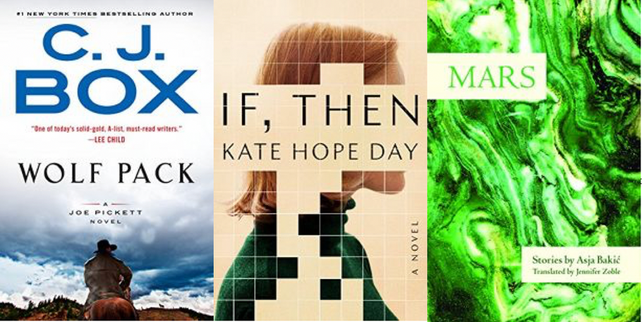 Top Three Books of the Week