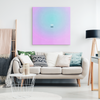 Floating Infinity Canvas Print