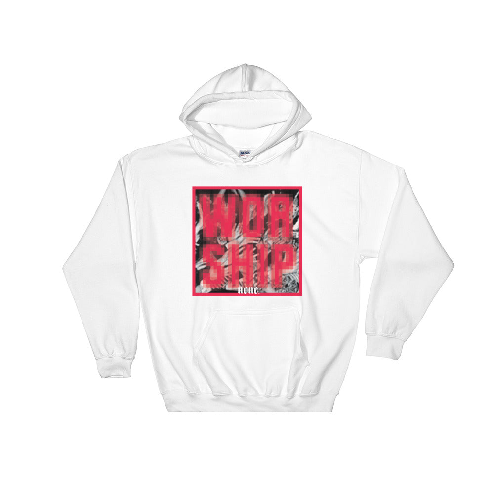Brand Worship Hooded Sweatshirt
