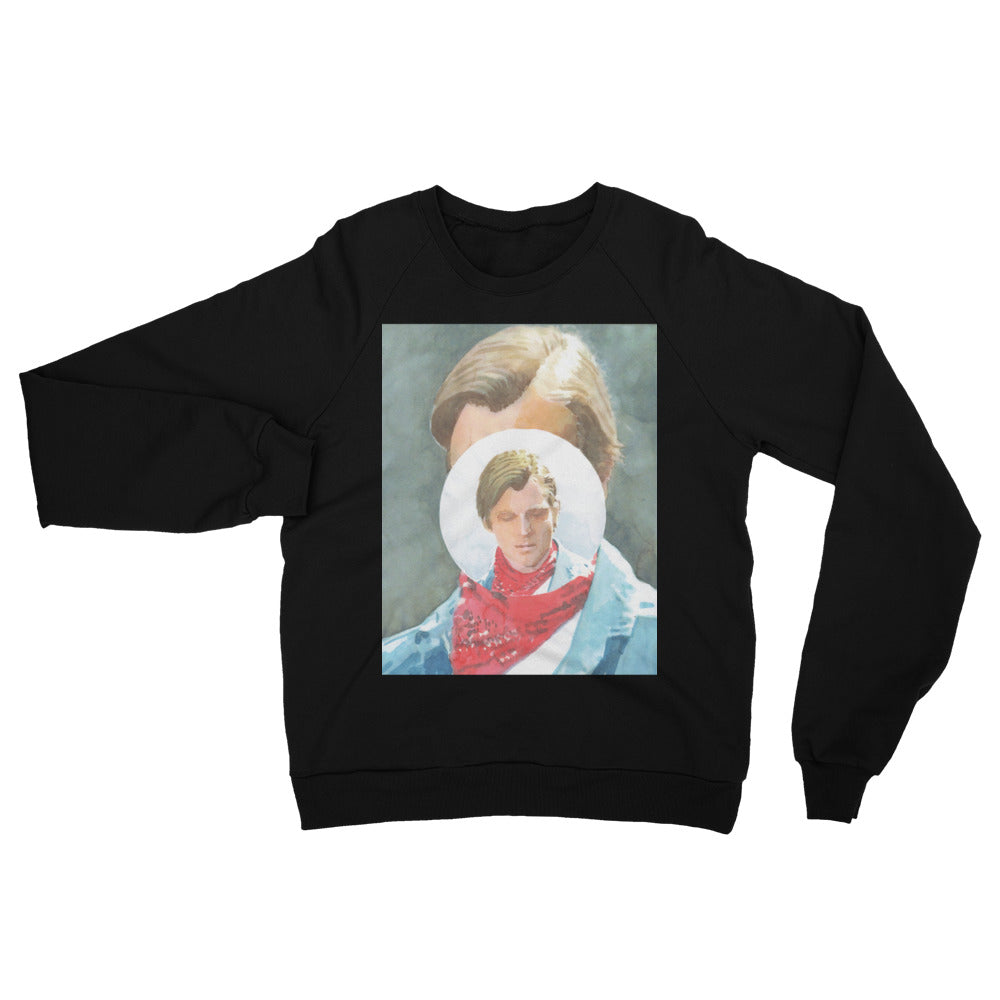 Tender Troublemaker Raglan Sweatshirt