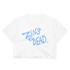 Zen's Not Dead Crop Top