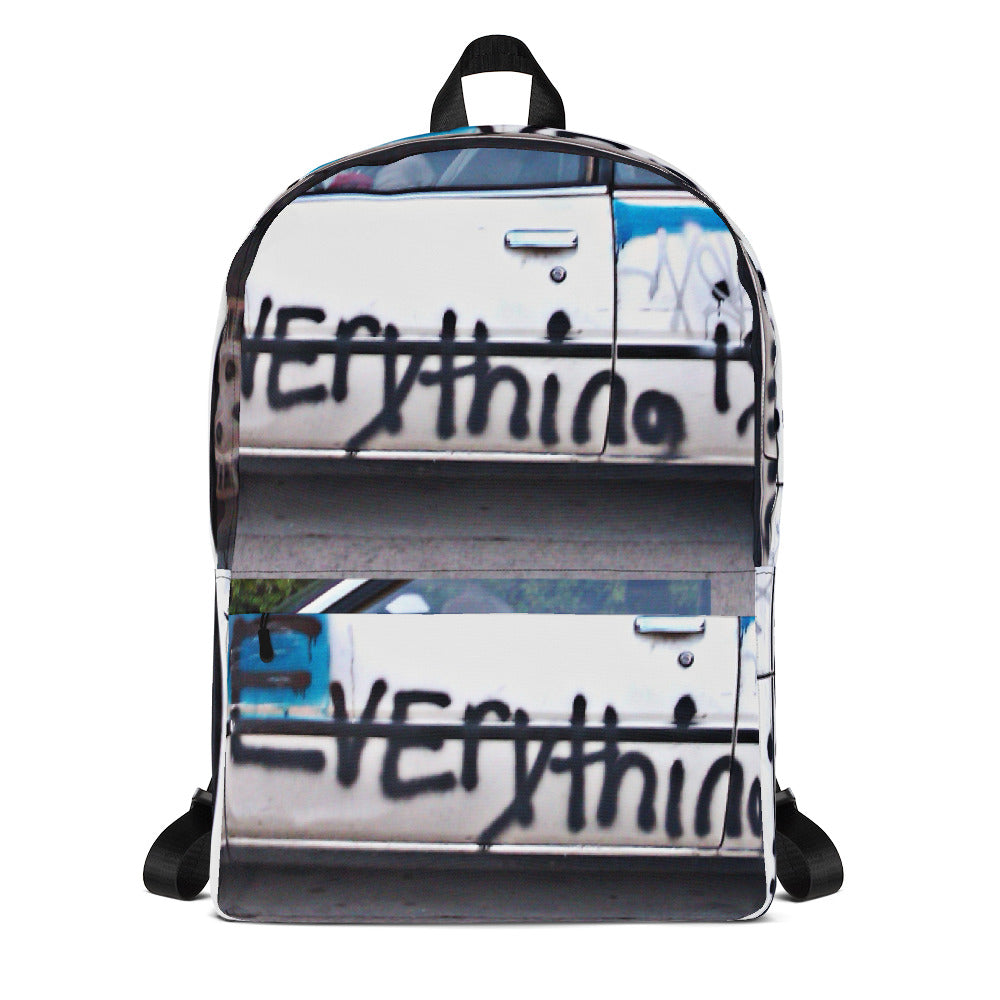 Everything is Everything Backpack