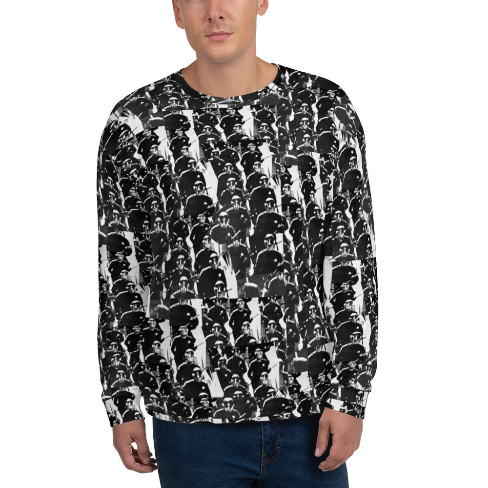 Infinite Riot All-Over Sweatshirt