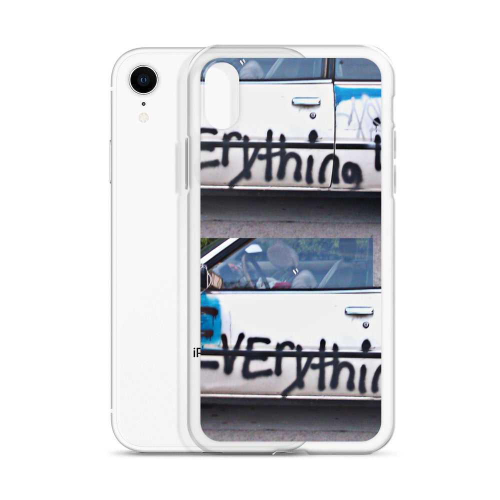 Everything is Everything iPhone Case