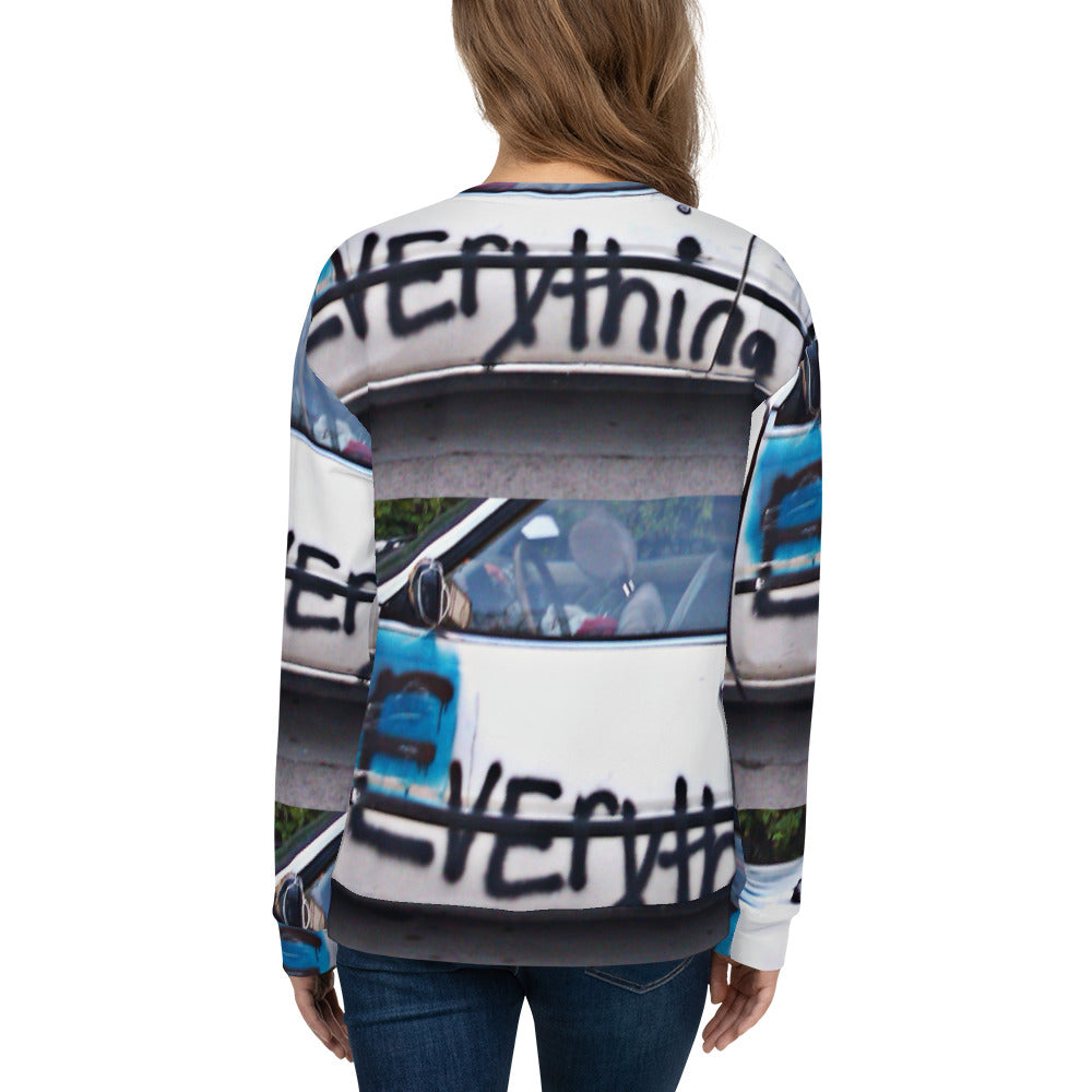 Everything is Everything All-Over Sweatshirt