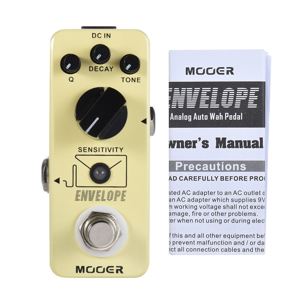 Mooer Analog Auto Wah Envelope Filter