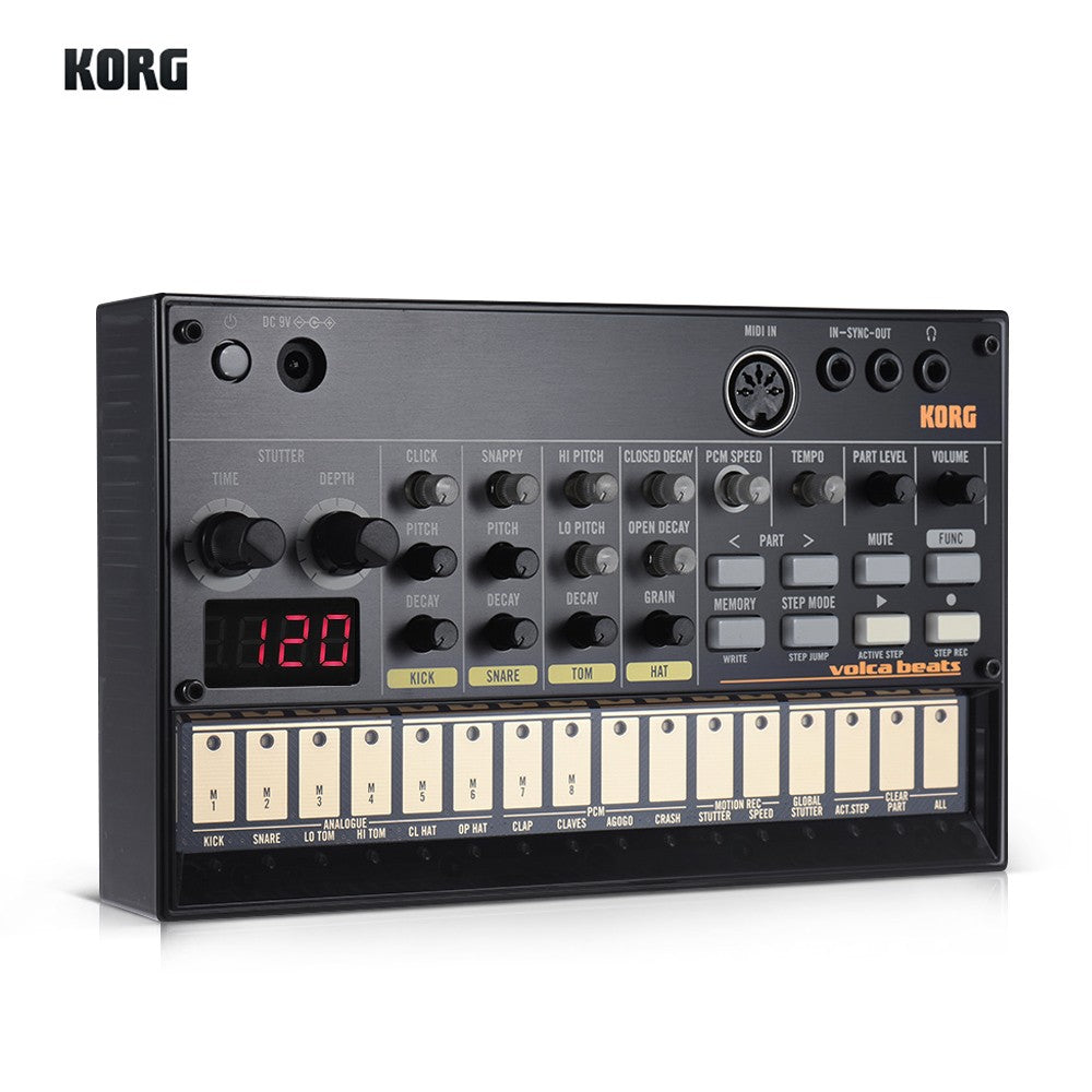 Korg Volca Keys Portable Analog Synthesizer
