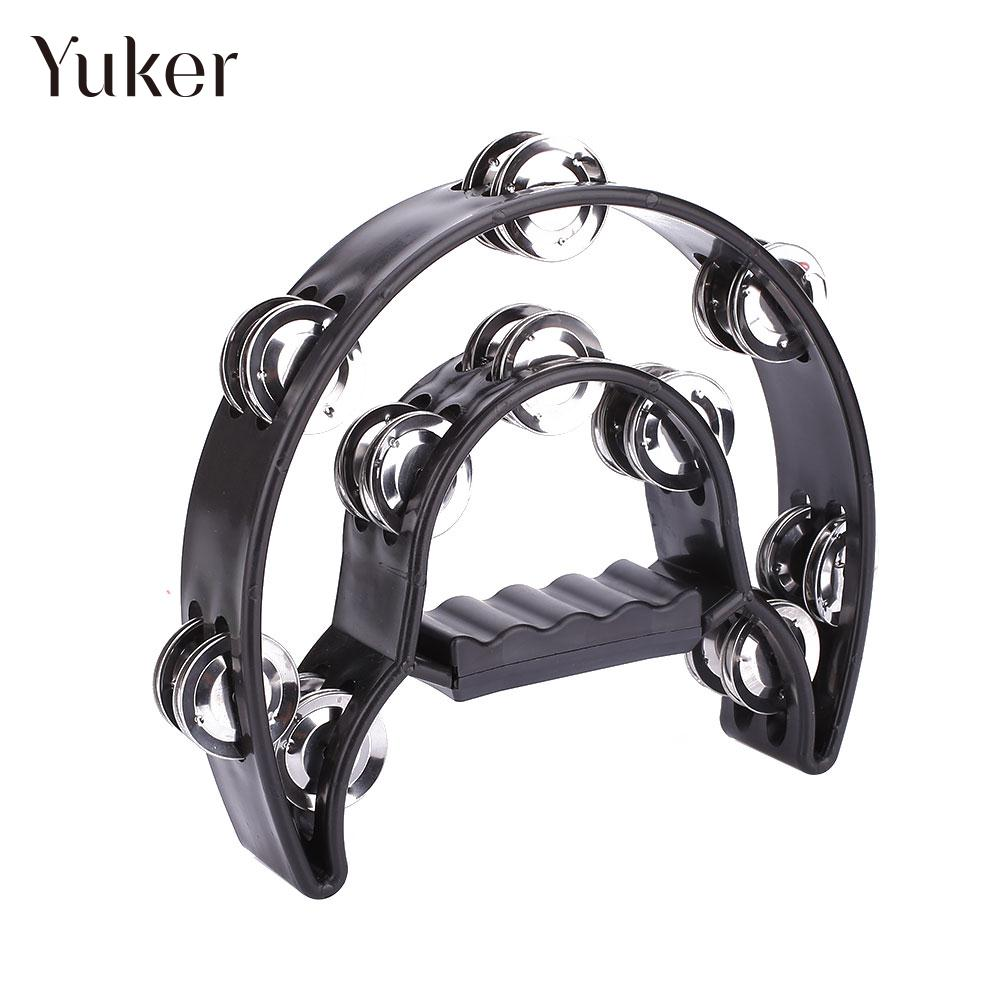 The Same Black Tambourine I Use