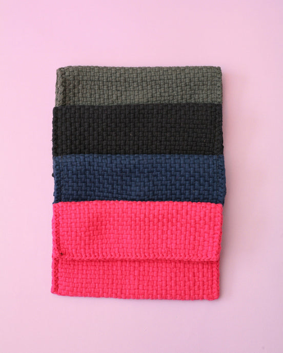 Habi Lifestyle Handwoven Sustainable Envelope Pouch