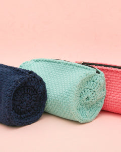 Habi Lifestyle Handwoven Sustainable Travel Pouch