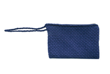 Load image into Gallery viewer, Handwoven Wristlet Pouch