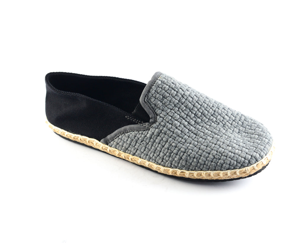 Men's Espadrilles Gray/Black