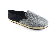 Load image into Gallery viewer, Men's Espadrilles Gray/Black