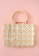 Load image into Gallery viewer, Raquel Beaded Tote