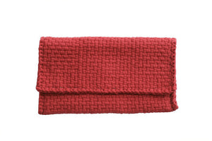 Woven Envelope Pouch