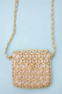 Dolly Beaded Crossbody