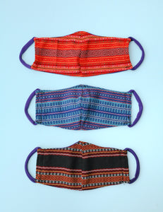 3-pc Inabel Reusable Mask Set