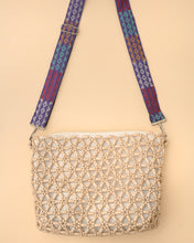 Load image into Gallery viewer, Amelia Beaded Maxi Crossbody with Langkit Strap
