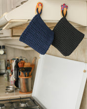 Load image into Gallery viewer, Handwoven Potholder (Individual or Set)