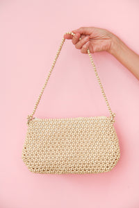 Ina Beaded Handbag