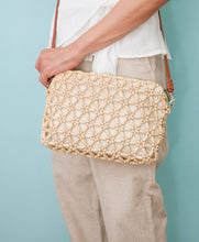 Load image into Gallery viewer, Amelia Beaded Sling Bag