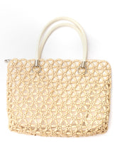 Load image into Gallery viewer, Pia Beaded Tote