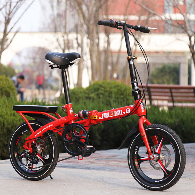 High quality folding bicycle