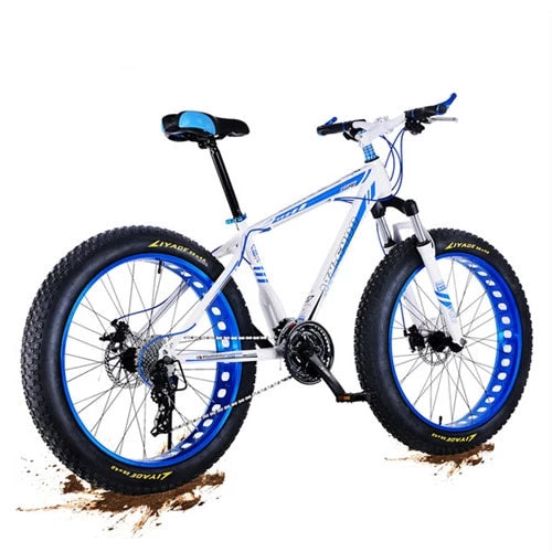 Bicycle snowmobile bicicleta