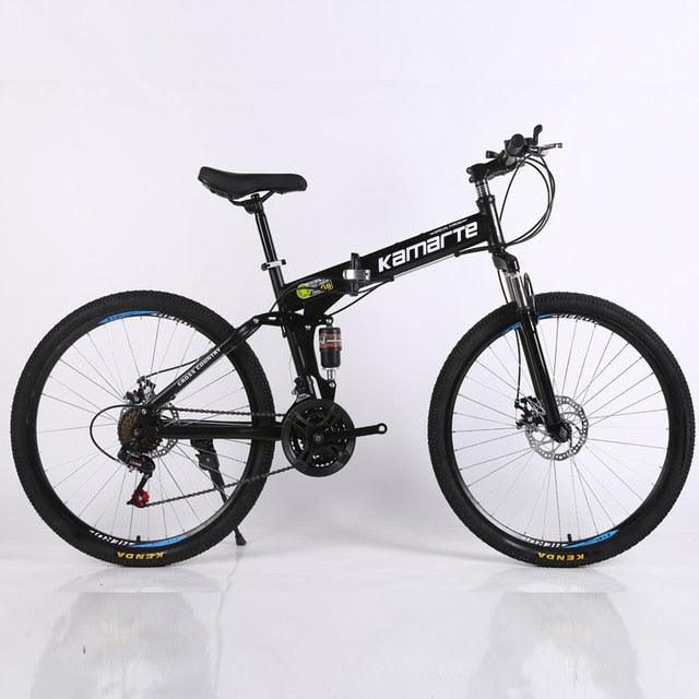 26  or 24 inch folding mountain bike