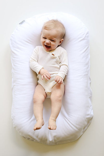 Snuggle Me Original Sensory Lounger for Baby Conventional Cotton