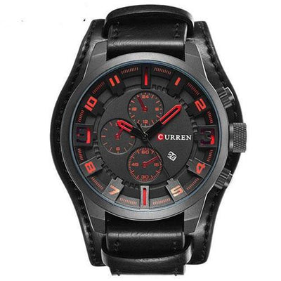 Luxury Brand CURREN Mens Watches