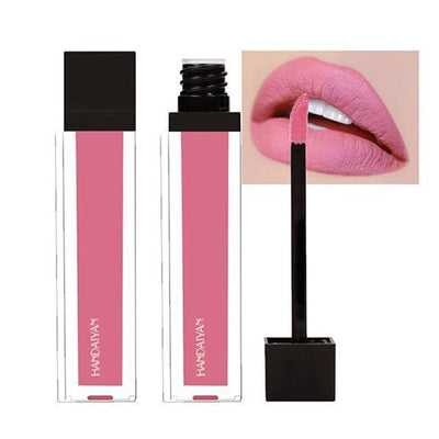 Waterproof Long Lasting Liquid Velvet Lipstick