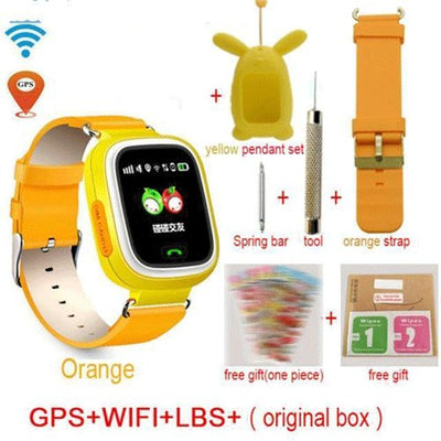 Q90 GPS Child Smart Watch Phone