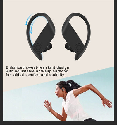 Wireless Bluetooth 5.0 Earphones Sports