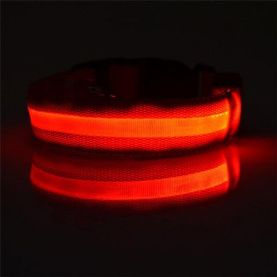 Night Safety Flashing Glow With Usb Cable