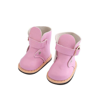 Cute Fashion Boots For 18 Inch American Doll Accessory
