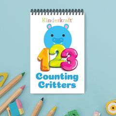 123 Counting Critters Flip Book - 2021