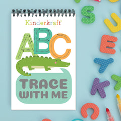 ABC Trace With Me Flip Book - 2021