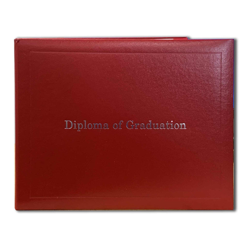 2020 Diploma Cover