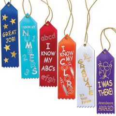 2021 Achievement Ribbons