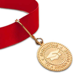 Bright Future Medallion