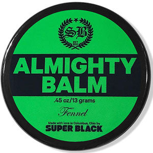 ALMIGHTY BALM: Fennel