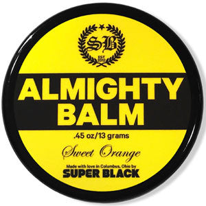 ALMIGHTY BALM: Sweet Orange