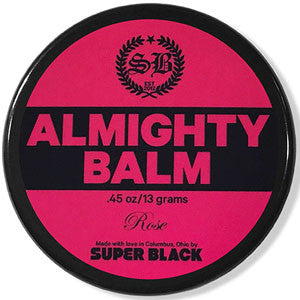 ALMIGHTY BALM: Rose