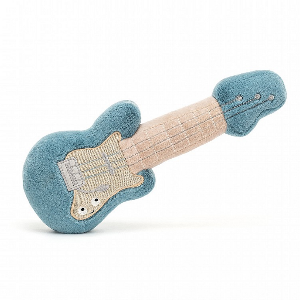 Jellycat Wiggedy Guitar -with Sound!