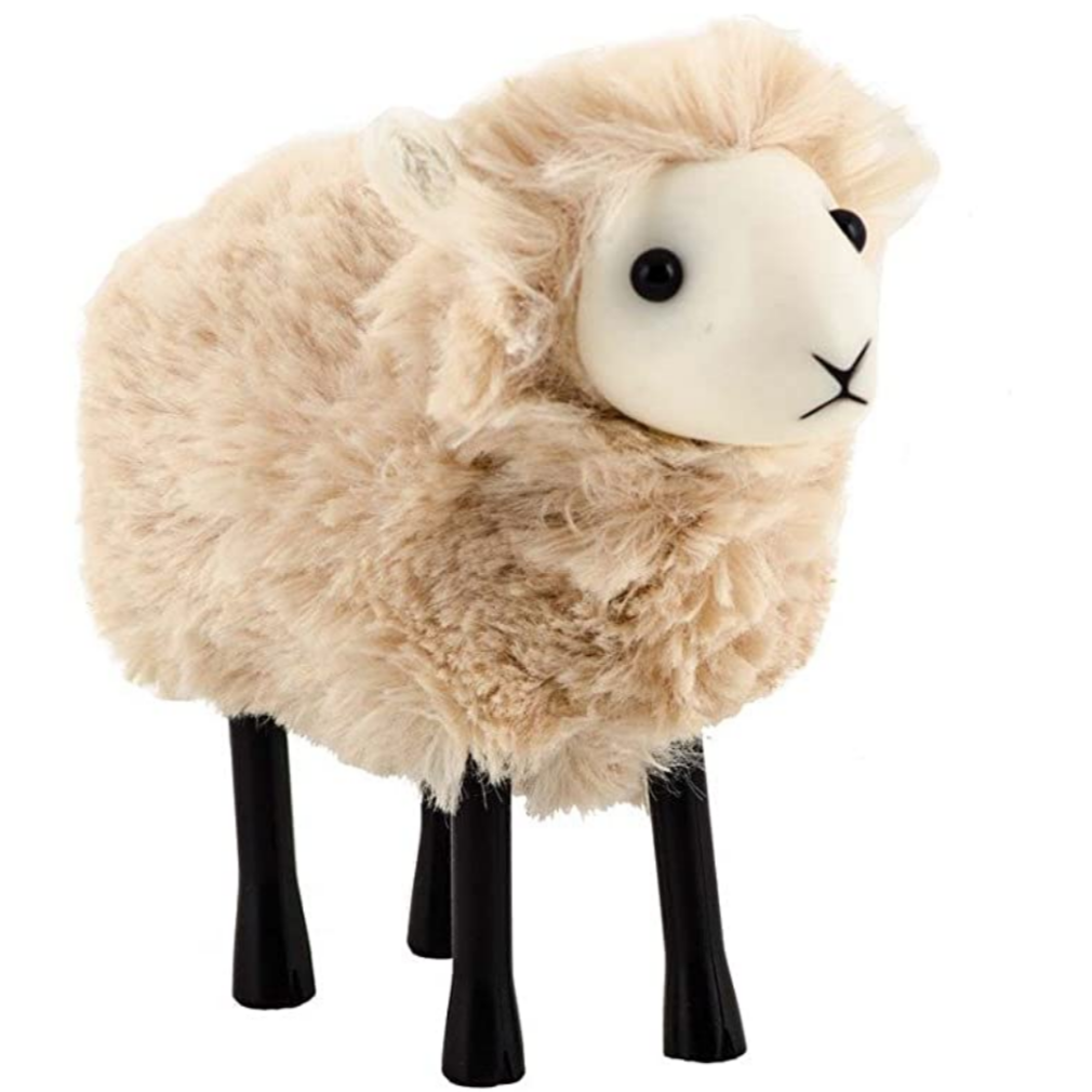 Wind Up Wooly Sheep