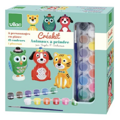 Ingela P Arrhenius Ceramic Painting Set 4yrs+