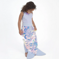 Mermaid Wrap Dress Up Costume